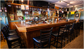 learn about kevins pub